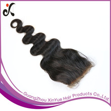 Wholesale Price Malaysian Body Wave Closure With 100% Unprocessed Virgin Hair Weaving