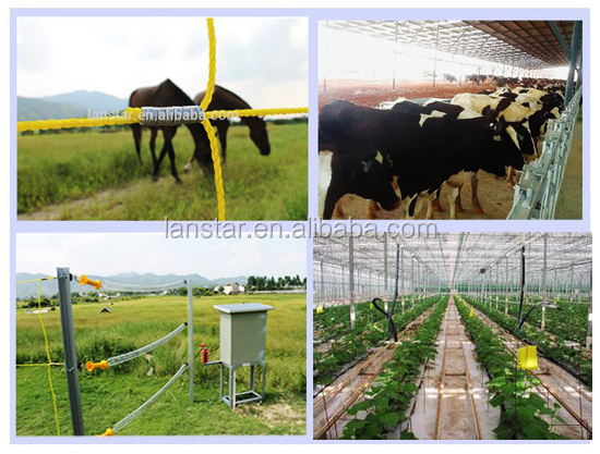 Farm fence gate spring for horse /cattle/sheep fence,poultry and livestock fence accessories