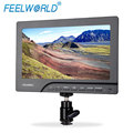SEETEC On-camera Field HDMI VGA Inputs 7 inch led tv monitor for Film Making