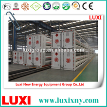 10 tubes high quality cng nature gas container
