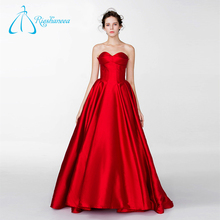 Real Picture Sleeveless Custom Made Ball Gown Wedding Dress Bridal