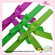 Hot Sale Pre-Made Ribbon Bow Gift Bow With Loop Satin/Grosgrain Ribbon Bow