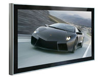 Public used Indoor wide screen wall mounted 1080P 42 inch digital signage