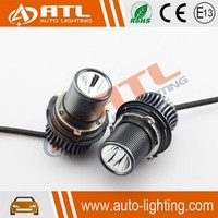 ATL 10w 20w 32w 40w ce rohs canbus halo ring led marker light angel eye bulb for BMW E39 E53 E60 E65