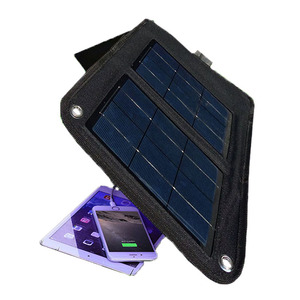 Foldable solar panel small portable mobile for phone charger Taiwan Made