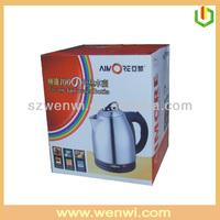 Single flute electric kettle corrugated box packaging box