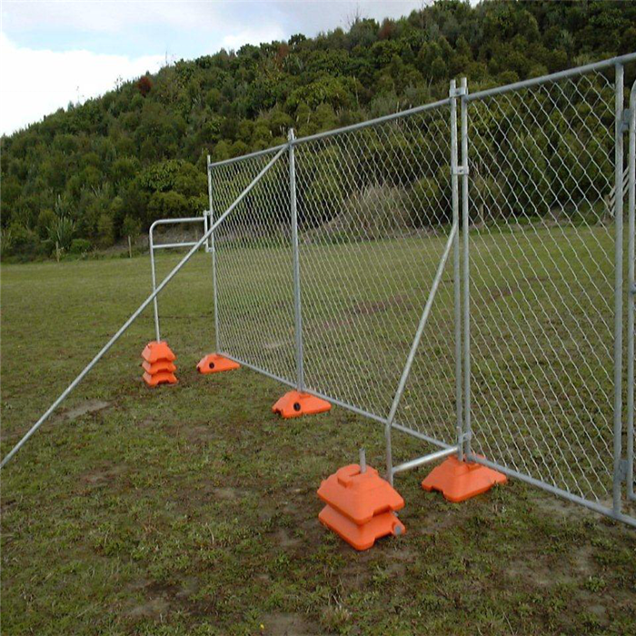 9 gauge wire chain link fence for baseball fields