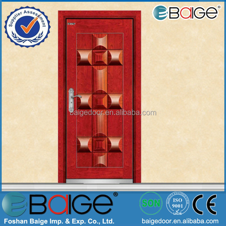 BG-A9007 Indian House Main Gate Colors Designs