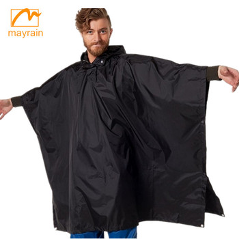 190T Nylon Fabric Material rain poncho for motorcycle
