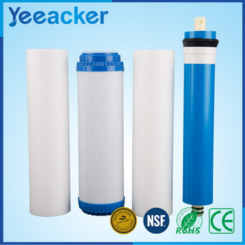 Pre-Filtration Use RO Type alkaline water filter cartridge