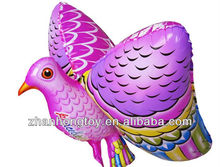 2013 good quality 3D eagle shape foil balloon