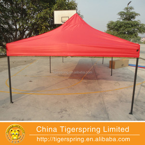 folding tent 4x8 for outdoor promotion