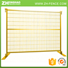 Corrosion Proof Powder Coating Canada Temporary Fence Panel