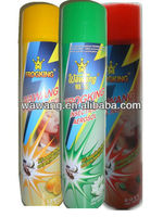 household aerosol insecticide spray, insect killer