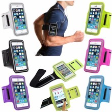 cell phone accessory Running Jogging Gym Armband Cover Holder For Mobile phone, for iphone 6 armband, armband for iphone 6