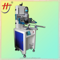 hengjin automatic cylindrical screen printing machine for disposable beer cup(HS-260R)D