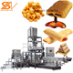 jiggies cheese corn core filling snacks food processing machine plant