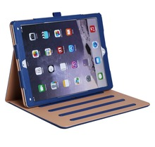 "High Quality Ultra Slim 12.9"" Stand And Flip Tablet case For ipad pro"