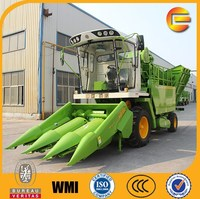 self-propelled mini corn combine harvester small sweet corn harvester for sale