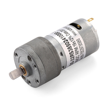 DS-32RS385 32mm 35 rpm pmdc brushed gear motor