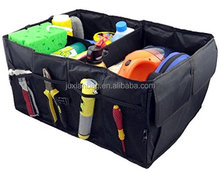 High quality Cargo trunk organizer Multipurpose collapsible SUV/Trunk Organizer