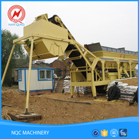 Reliable and cheap powerful machine performance stabilized soil batching station