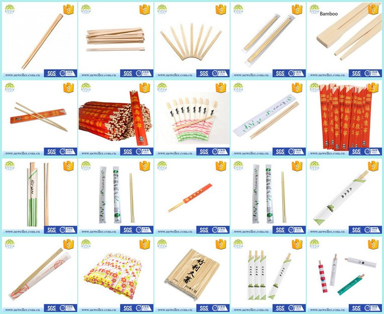 bamboo Natural chopstick wrapper made in China