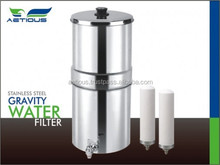 Stainless Steel Ceramic Gravity Water Filters