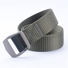 Marine Corps Tactical Belts buckles Military Canvas Belt For Mens Buckle Belts