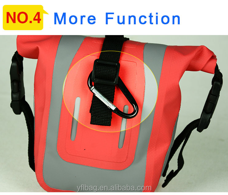 Fashion travel sports waist bags waterproof running new bag