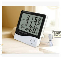 HTC-2 Tank/residential dual display electronic thermometer thermometer with a probe temperature humidity i