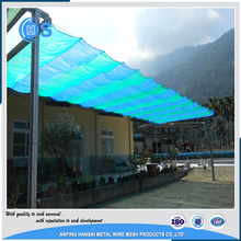 shade rate 80%-100% green house roof sun shade net