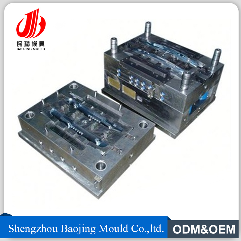2016 New Design Plastic Injection Mould