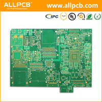 Cheap wireless mouse double sided 94v0 pcb boards