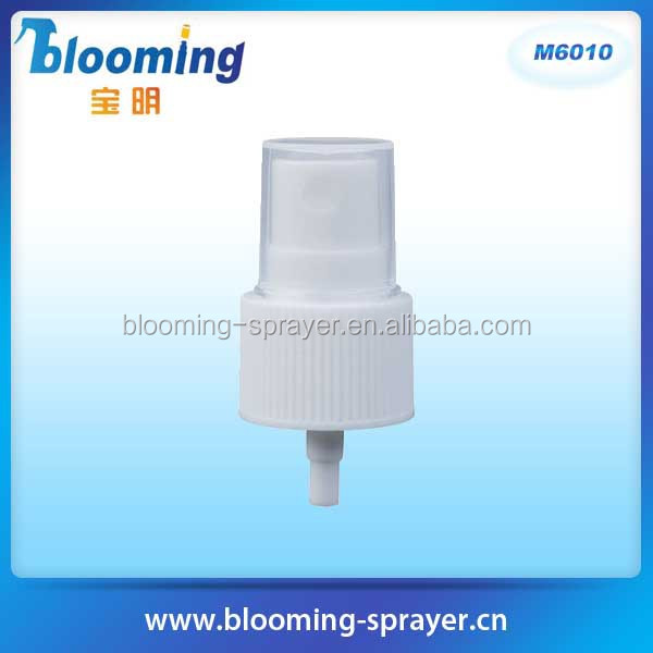 plastic micro pet bottle with mist sprayer