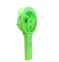 Rechargeable Handheld Portable Water Spray Fan with power bank for Outdoor