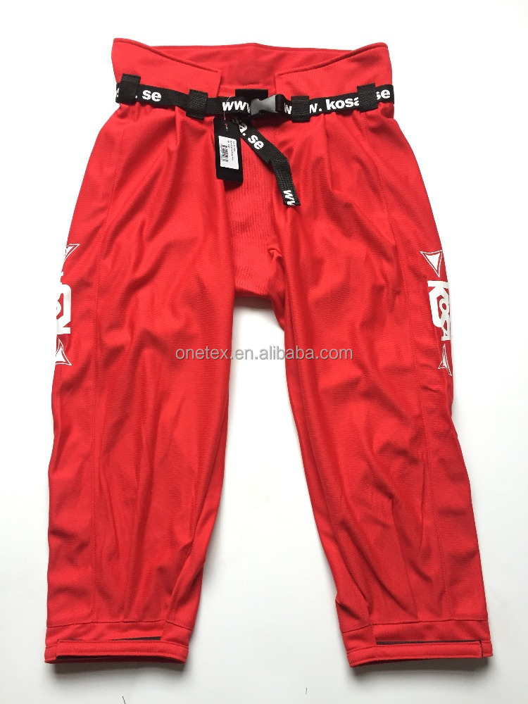 Ice hockey pant shells