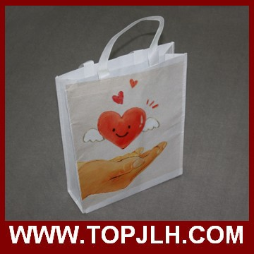 Promotional Logo Printed Custom Tote Bag