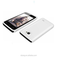 Cheapest 3G dual core unlocked smartphone 4.0 inch MTK6572 android 4.4.2 3G mobile phone, dual sim