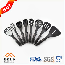 High quality heat resistant nylon kitchen tools set kitchen utensils and equipment