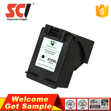 original quality ink cartridge compatible hp 678 black ink cartridge