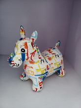 Full printing Inflatable Skipy Horse