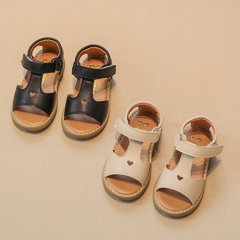 2018 china supplier wholesale design pu upper kids sandals