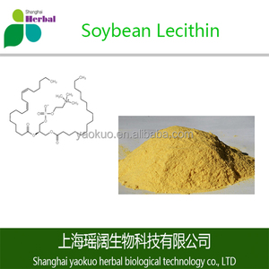 Natural Emulsifier and Fat Metabolism Soybean Lecithin