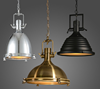 Vintage Industrial Pendant Light Handing Metal Lamp
