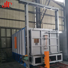 Bogie hearth new annealing furnace