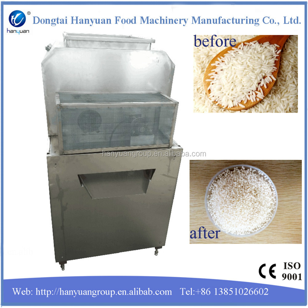 Automatic stainless steel extruder, screw extruder, rice puffing machine