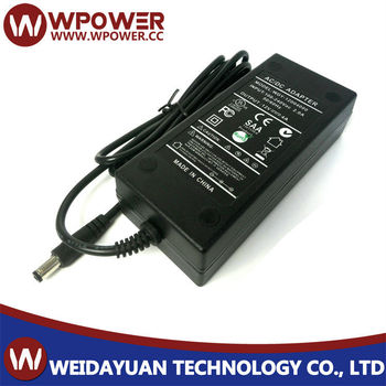 Portable mini Car refrigerator Power Adapter 12V 4A 48W with CE FCC SAA C-Tick RoHS UL certificates