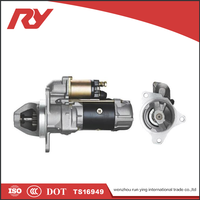 RUNYING Latest Chinese Products 11T 6.0KW 24V Go Kart Engine Starter Motor