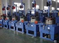 Pulley/OTO type Steel Wire Drawing Machine Controlled by manufacturer